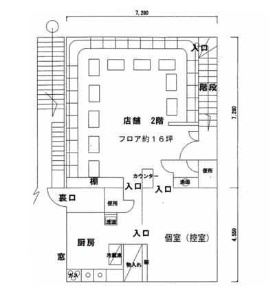 西川口の店舗