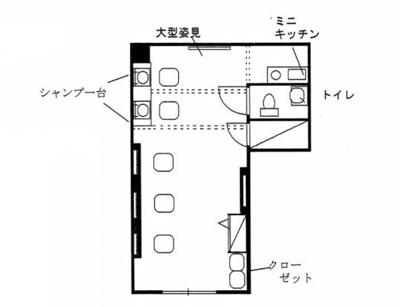 高田馬場の店舗
