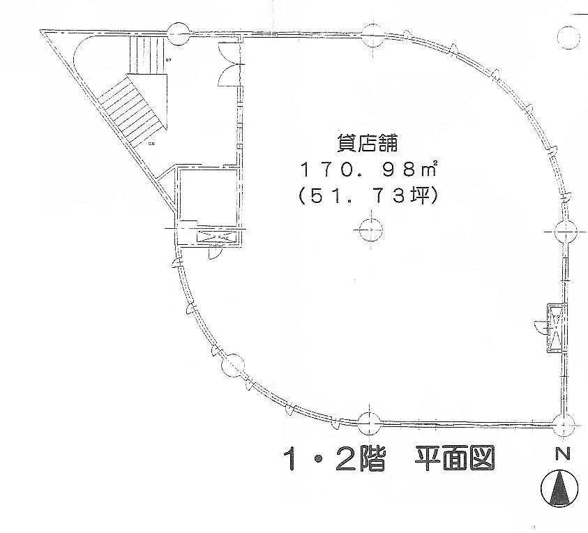 竹ノ塚の店舗