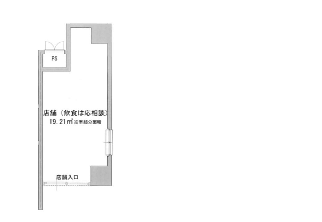 関内徒歩5分画像
