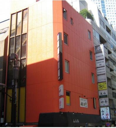 赤坂の店舗