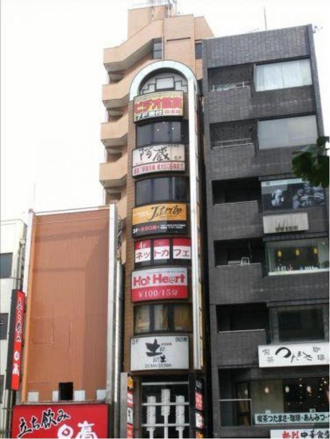 浅草橋の店舗