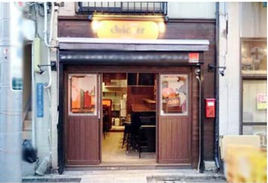神田の店舗