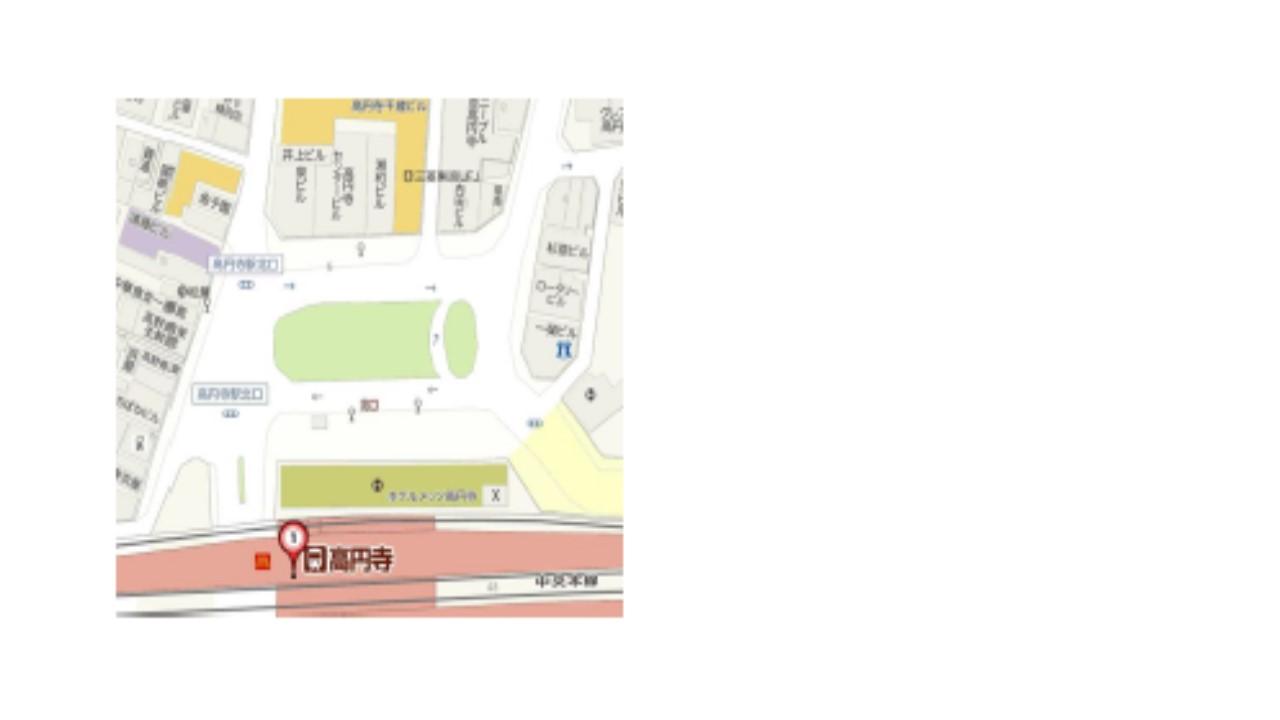 高円寺の店舗