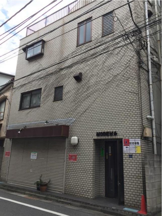 上板橋の店舗
